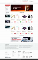 Интернет-магазин по продаже электронных сигарет и аксессуаров