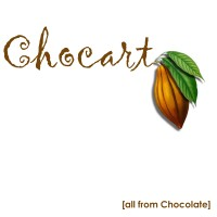 Chocart [all from chocolate]