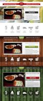 Доставка Японской Еды (3 макета)