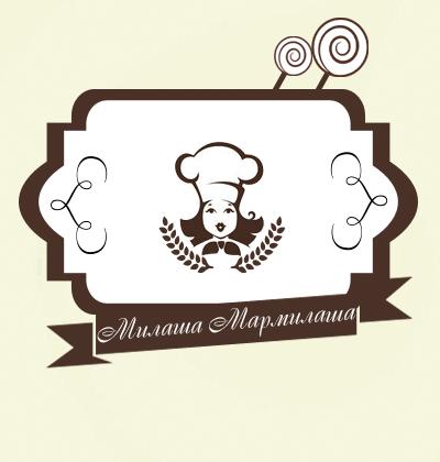 """Логотип для товарного знака """"Милаша-Мармилаша"""" фото f_05458747e581593c.jpg"""