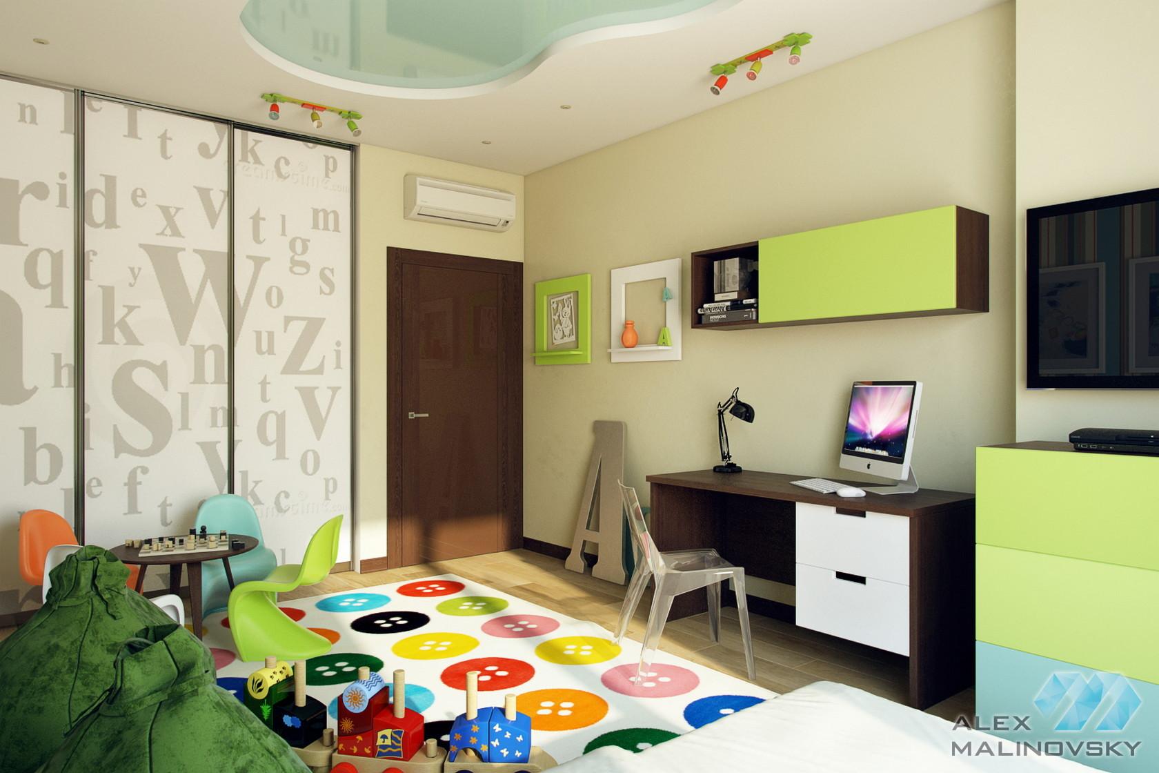 Детская, 4х комнатная квартира в Одинцово