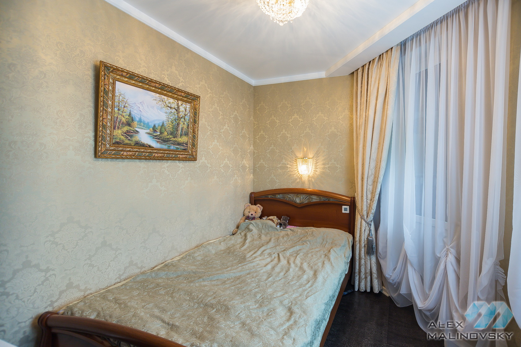 ЖК Доминанта, спальня