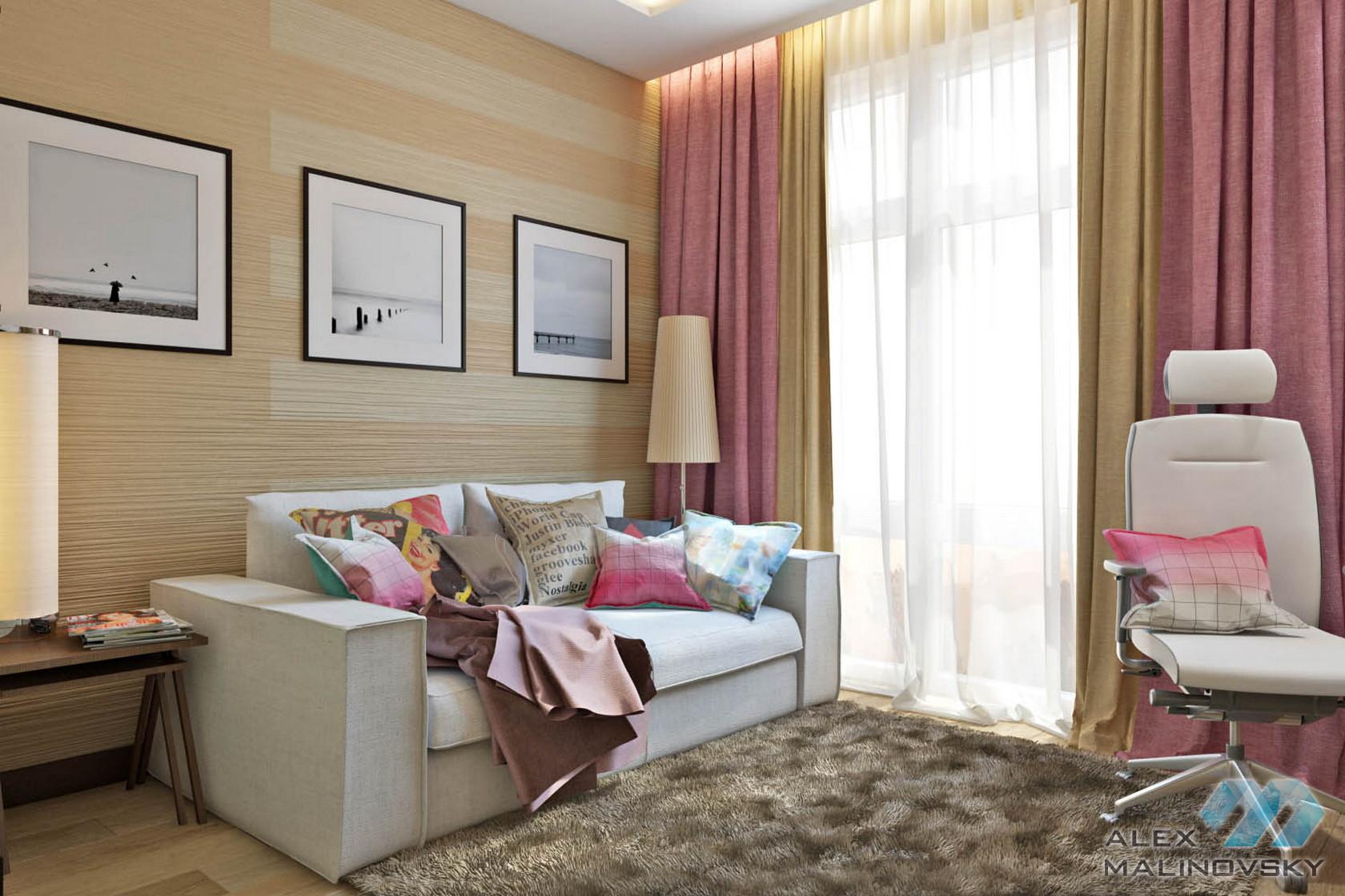 Гостевая, 4х комнатная квартира в Одинцово