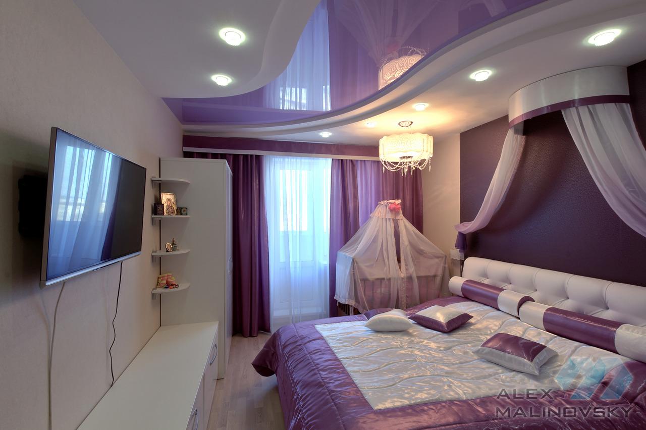 Спальня 1, ЖК Северный, Спб