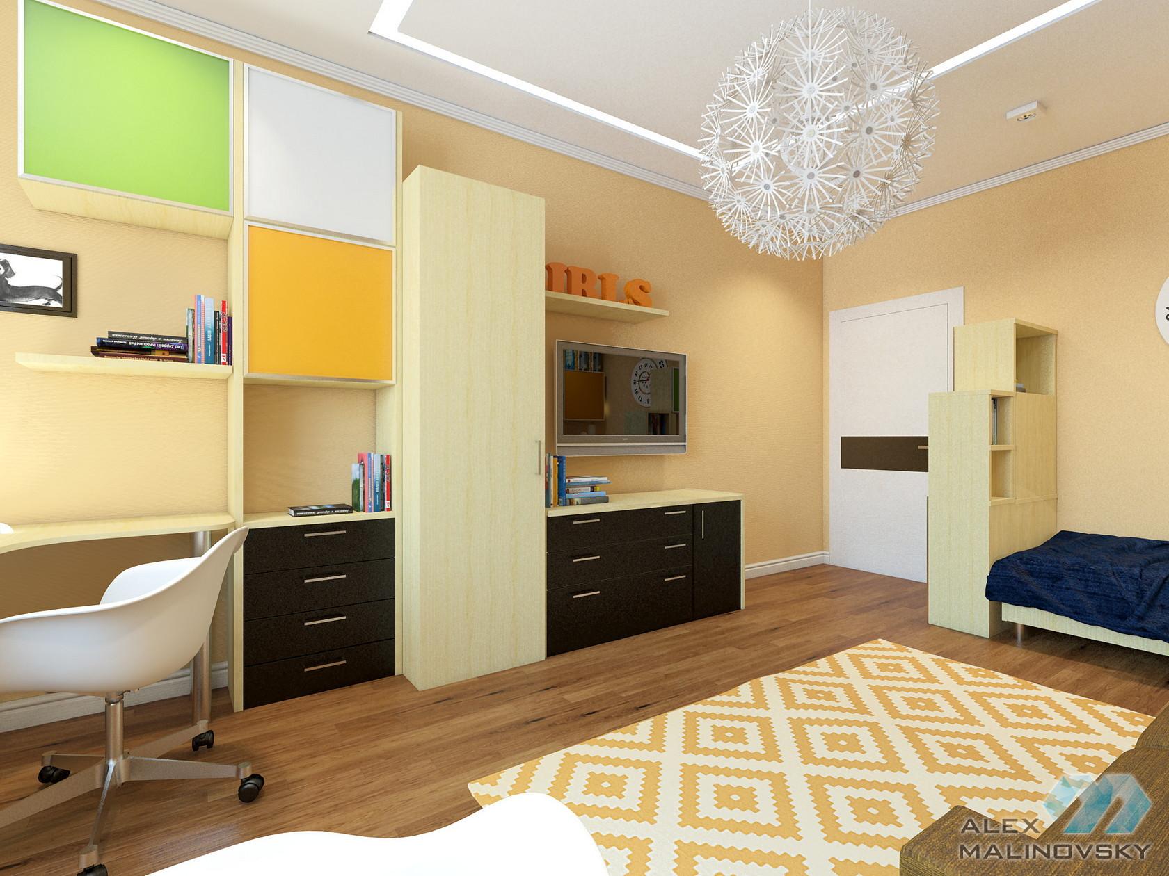 Детская 2, 3х комнатная квартира, ЖК Совхоз им Ленина, Москва