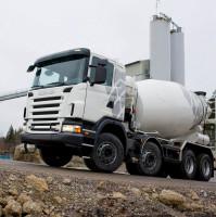 Производство и доставка бетона (полное заполнение сайта)
