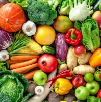 Оптовая продажа фруктов и овощей