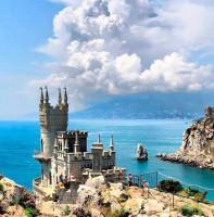 Заполнение сайта об отдыхе в Крыму