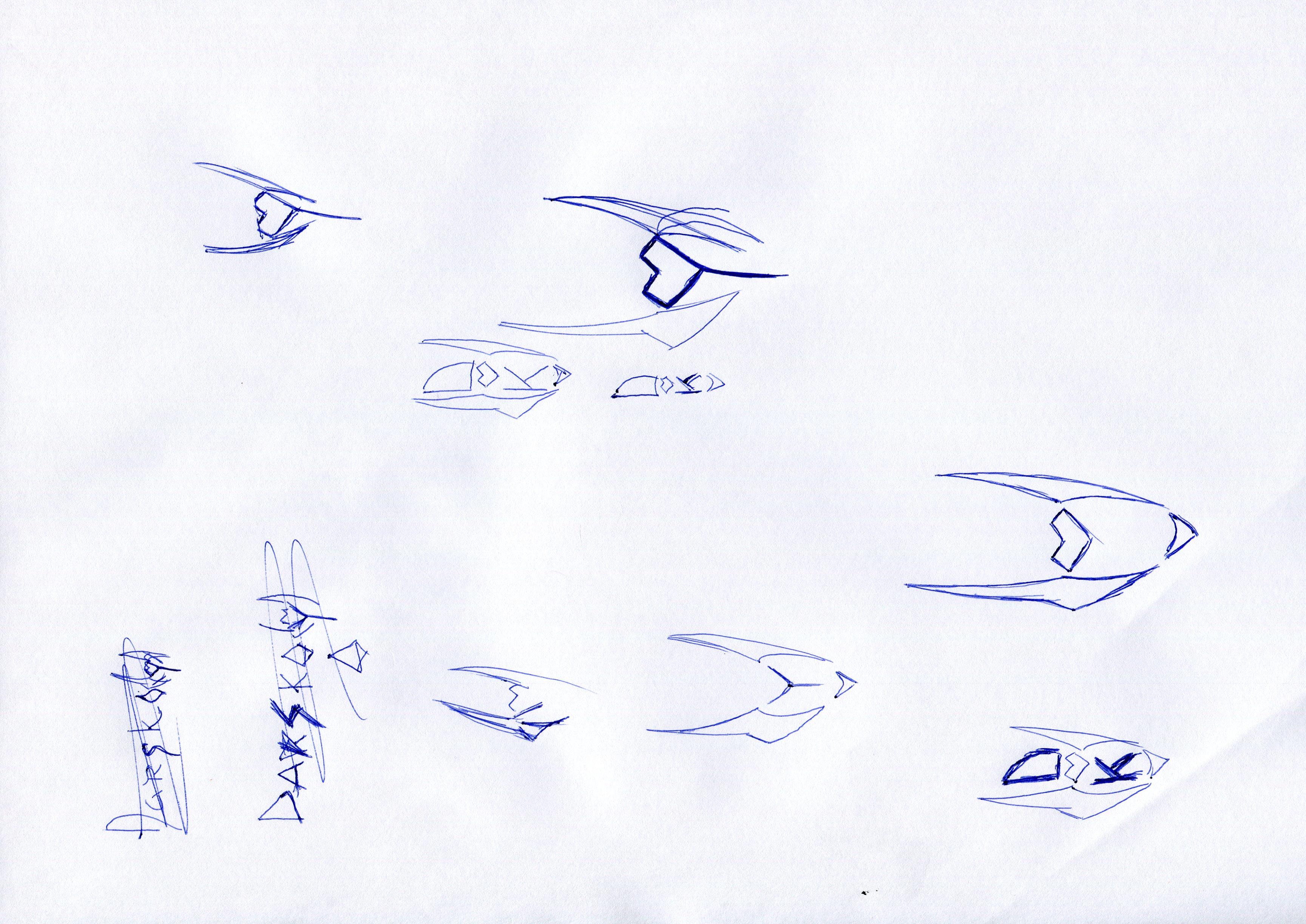 Нарисовать логотип для сольного музыкального проекта фото f_2615ba921145b58d.jpg