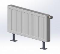 3D модель радиатора