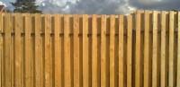 Текст для страницы: Забор на винтовых сваях