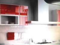Наша новая кухня в дизайн-стиле модерн.