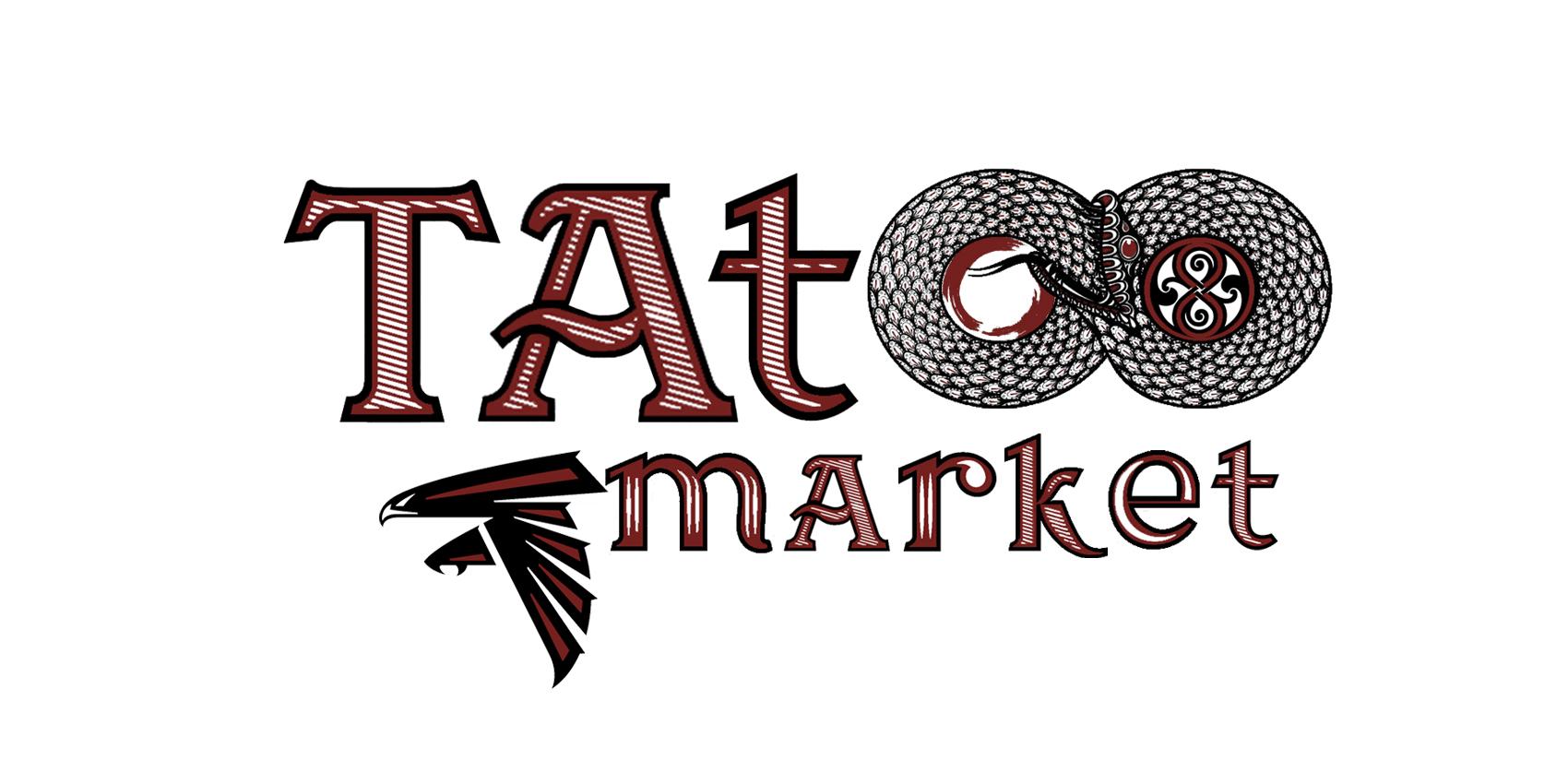 Редизайн логотипа магазина тату оборудования TattooMarket.ru фото f_8815c3d77b9d2172.jpg