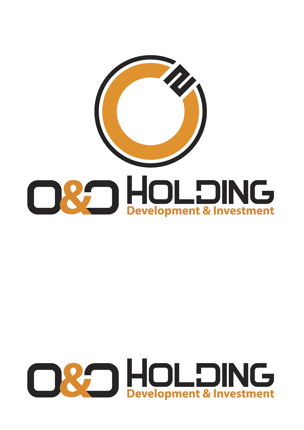 "Разработка Логотипа +  Фирменного знака для компании ""O & O HOLDING"" фото f_2055c7d2e391da56.jpg"