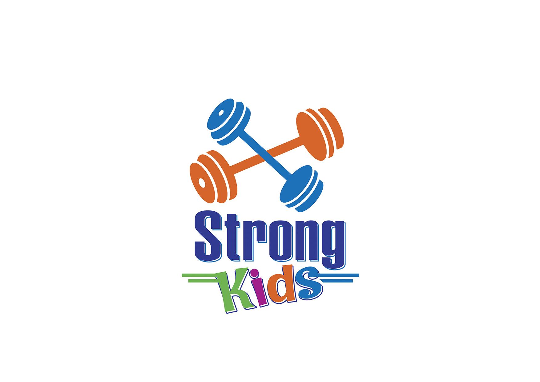 Логотип для Детского Интернет Магазина StrongKids фото f_5055c6a4ebebae9d.jpg