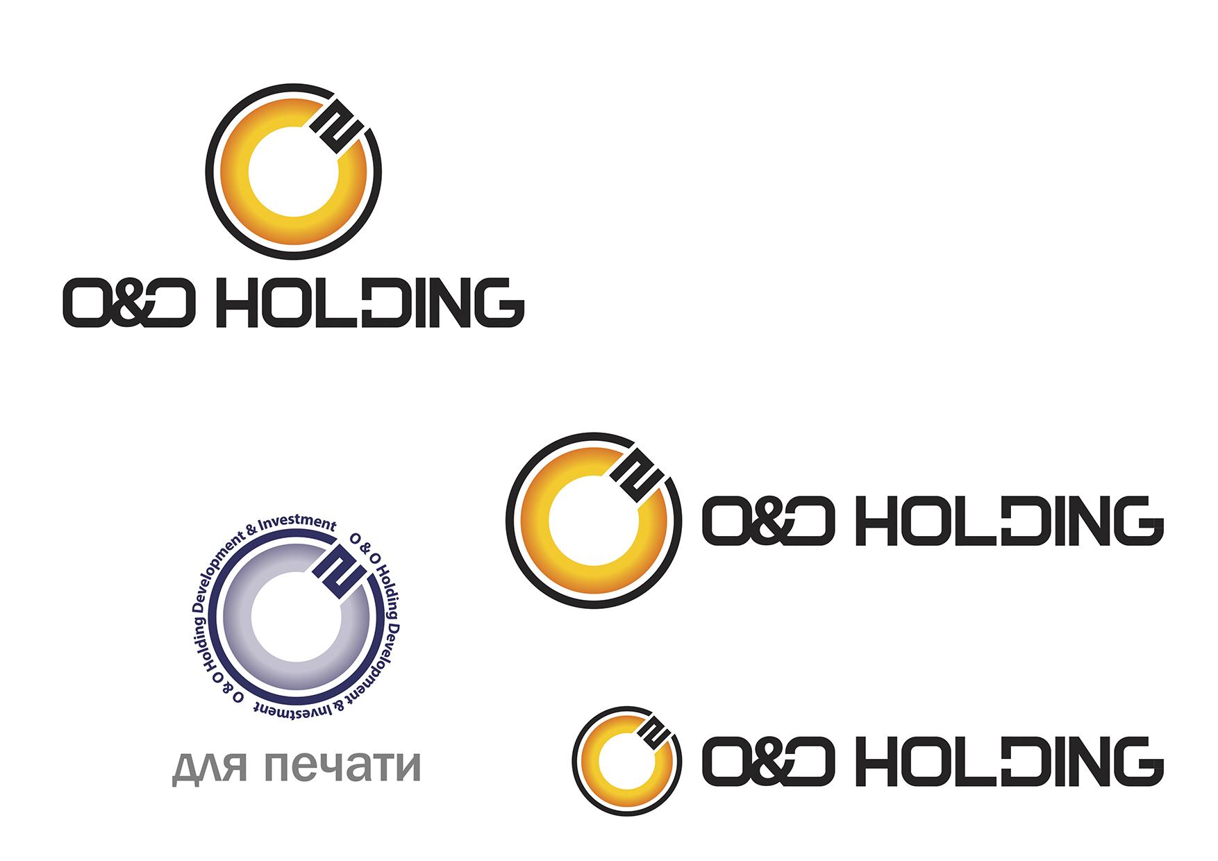 "Разработка Логотипа +  Фирменного знака для компании ""O & O HOLDING"" фото f_6625c7d2e309bff1.jpg"
