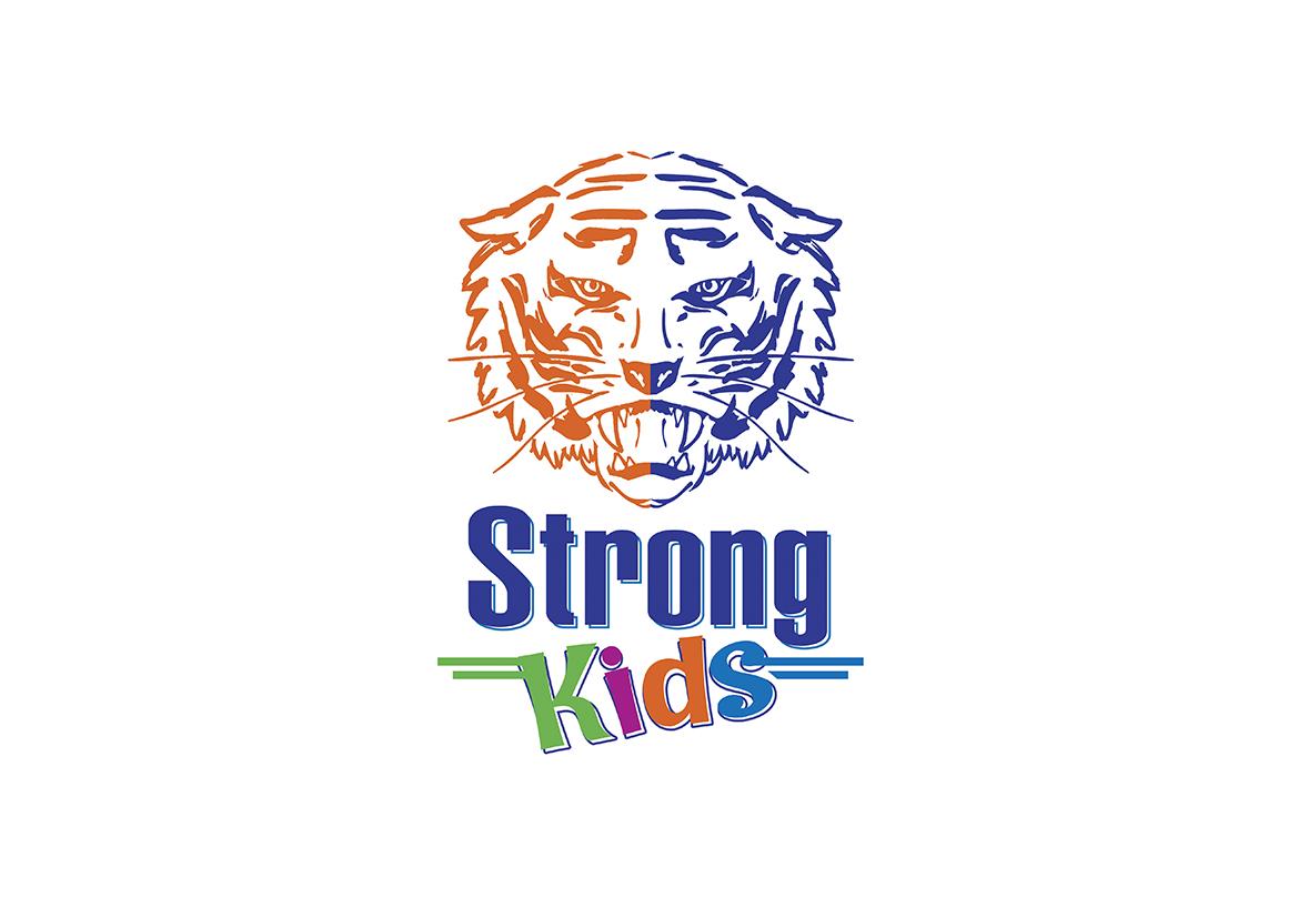 Логотип для Детского Интернет Магазина StrongKids фото f_9055c6540dade75c.jpg
