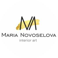 Логотип для интерьерного художника