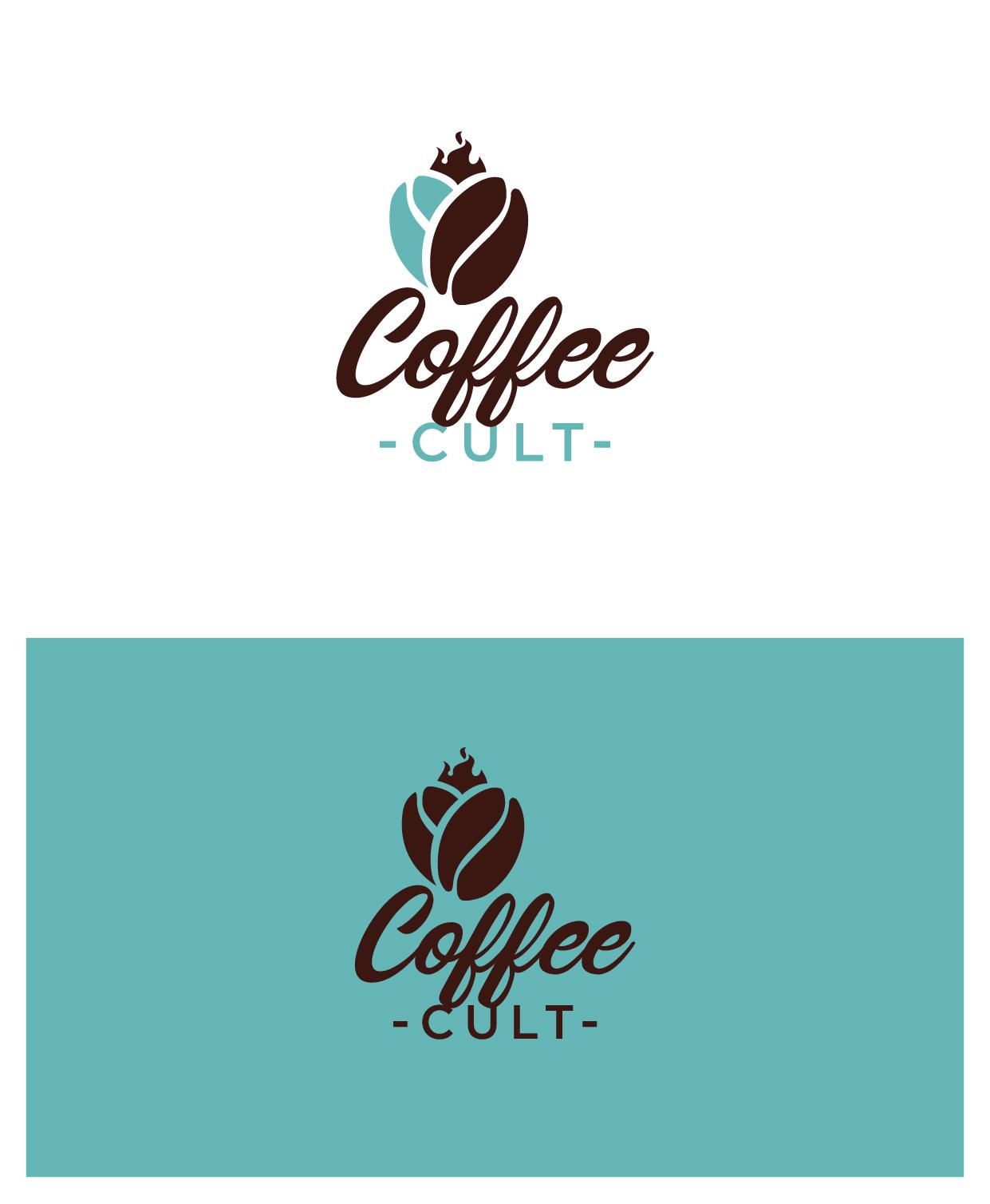 Логотип и фирменный стиль для компании COFFEE CULT фото f_0695bca16ebeba8d.jpg