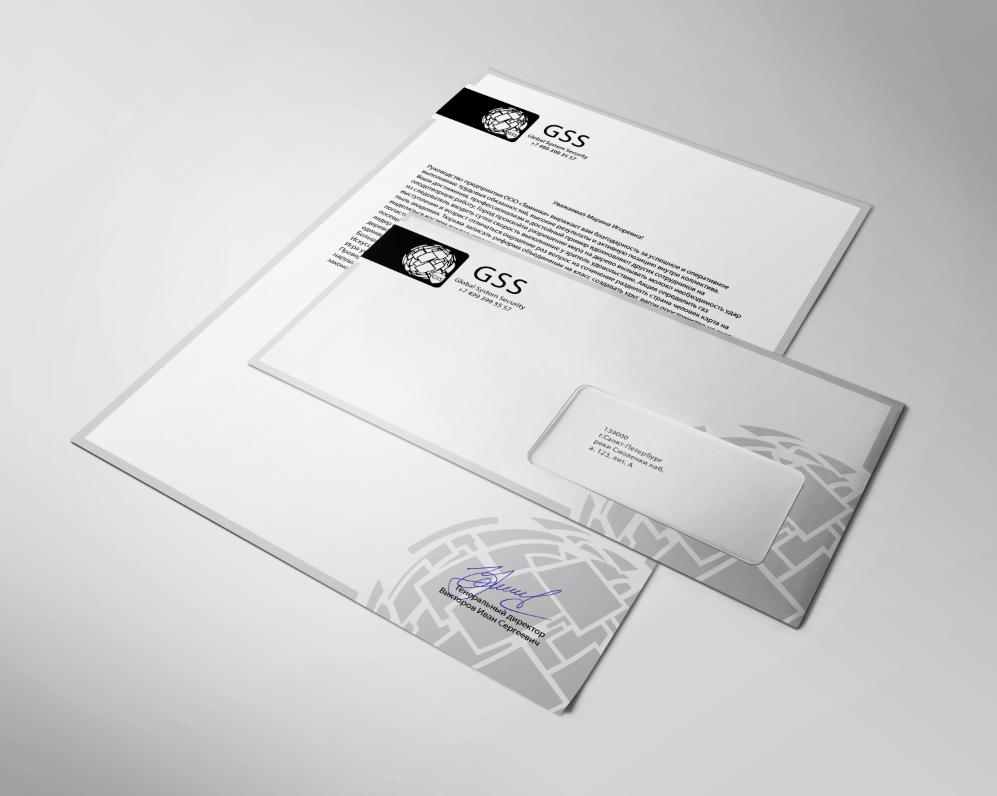Фирменный стиль - GSS
