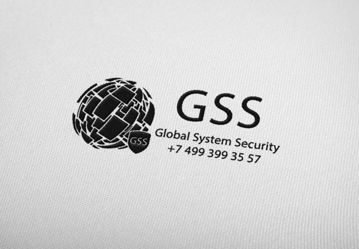 Отрисовка логотипа - GSS