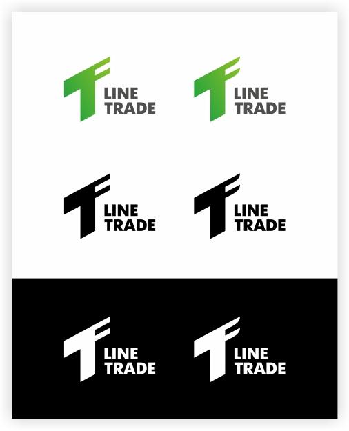 Разработка логотипа компании Line Trade фото f_32350fc1ccfbf4ef.jpg