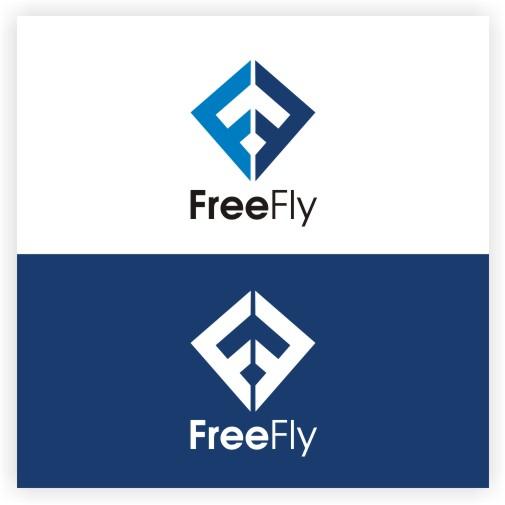 Логотип для общественного интернет-телевидения FreeFly фото f_4fa62aef24099.jpg