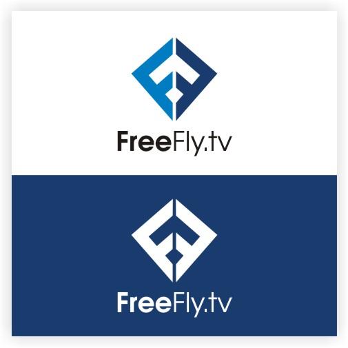 Логотип для общественного интернет-телевидения FreeFly фото f_4fa63b0d151e8.jpg