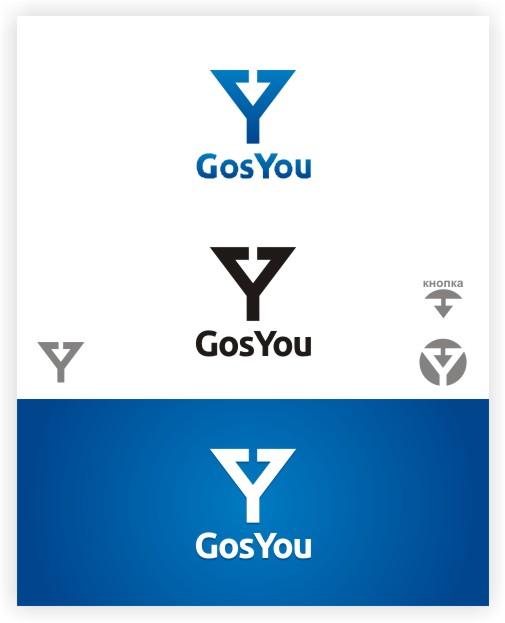 Логотип, фир. стиль и иконку для социальной сети GosYou фото f_507f0a363fd9a.jpg