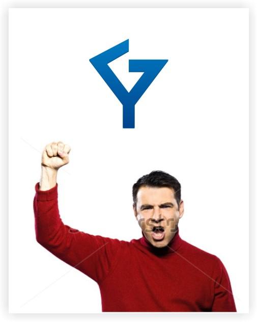Логотип, фир. стиль и иконку для социальной сети GosYou фото f_507f2c754bf14.jpg