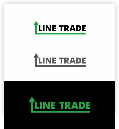 Разработка логотипа компании Line Trade фото f_64250fc22784d74b.jpg