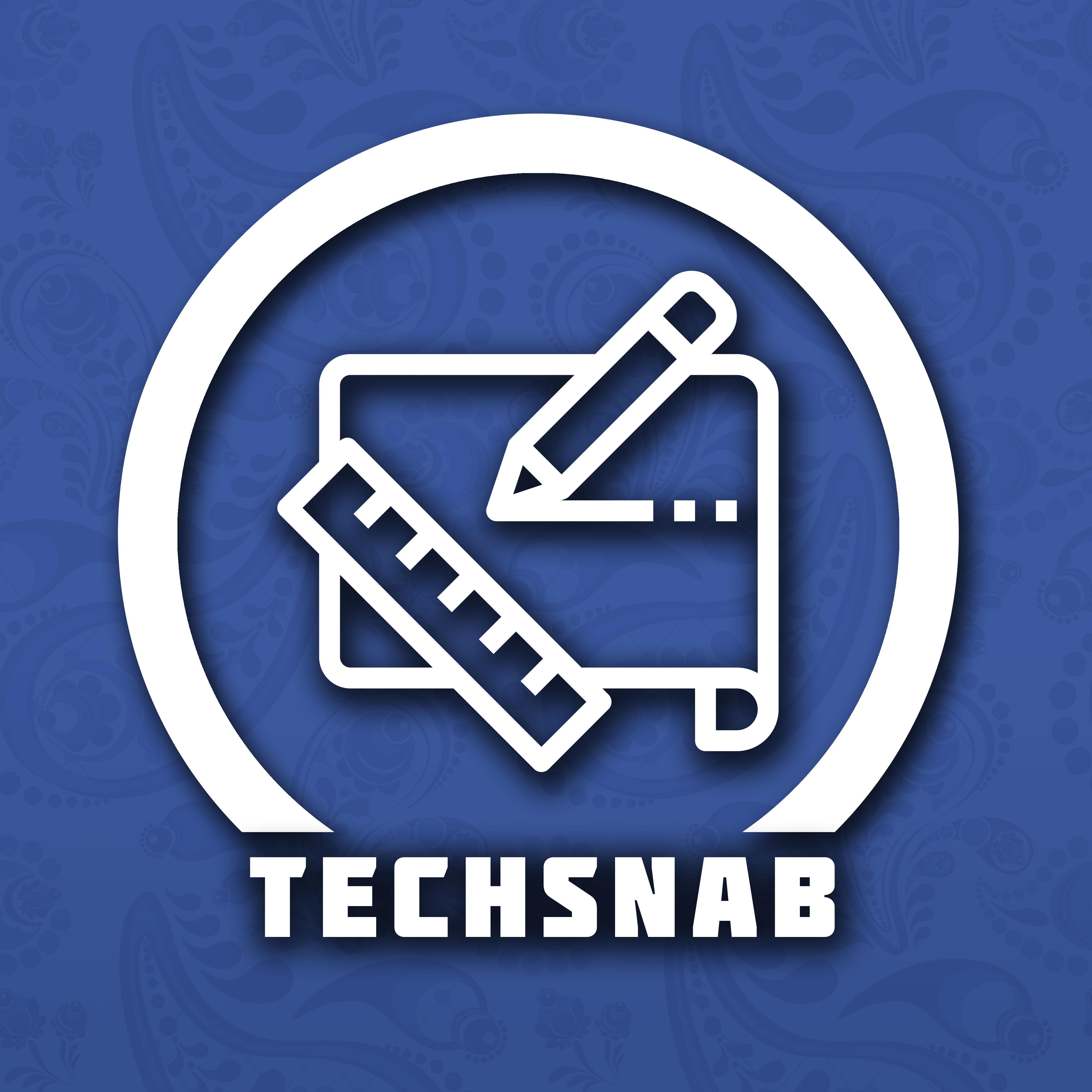 Разработка логотипа и фирм. стиля компании  ТЕХСНАБ фото f_3865b1db08475540.jpg
