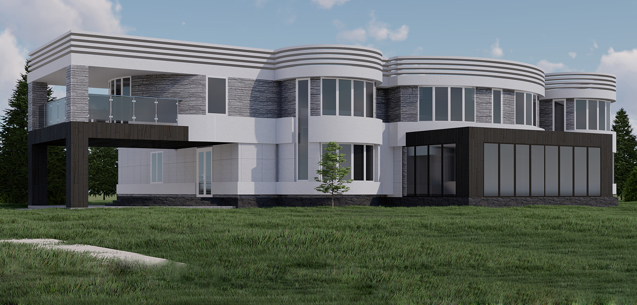 Дизайн-проект реконструкции фасадов и кровли фото f_0915ec6548f61817.jpg