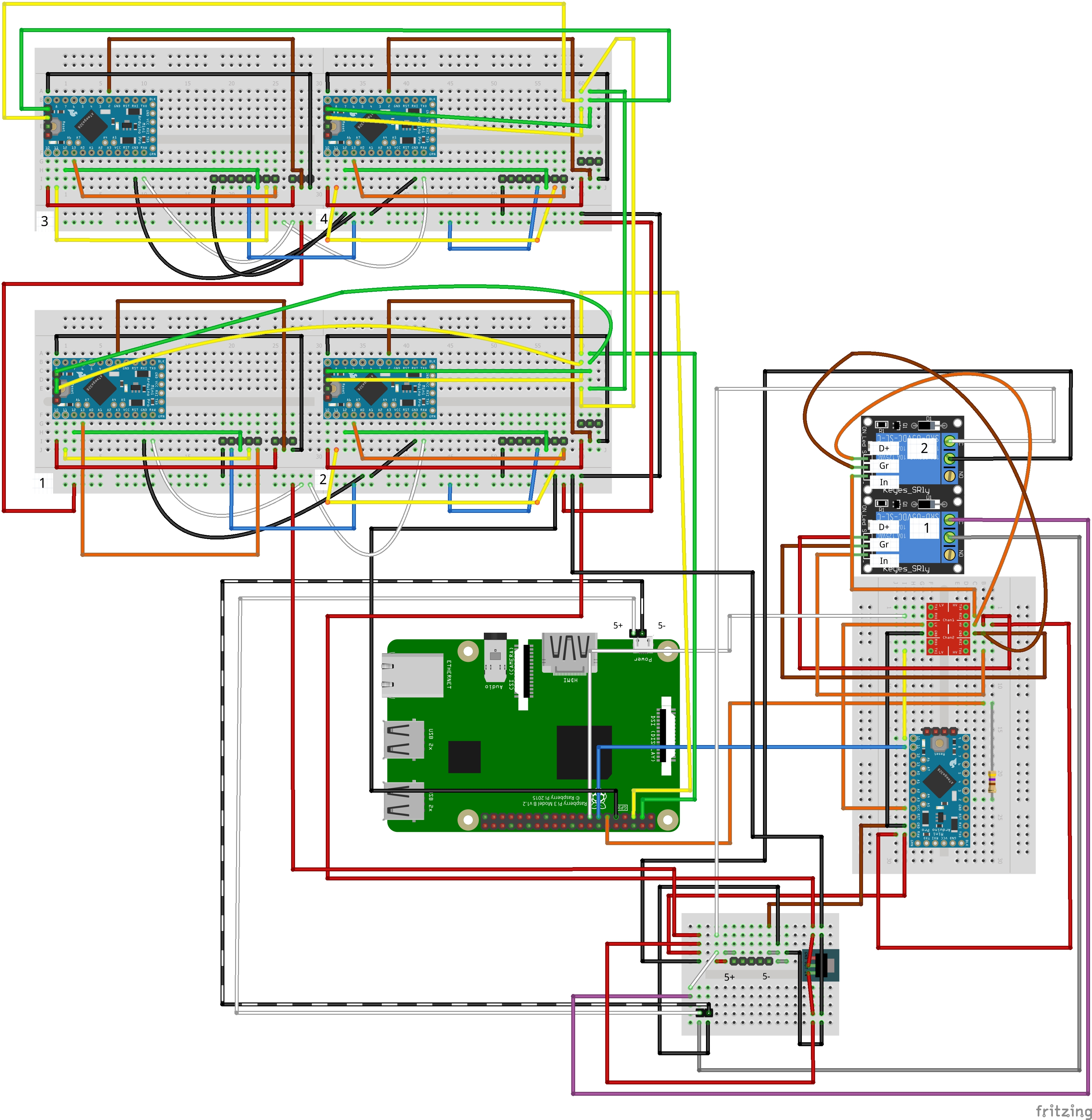 ArduinoProMiniRF4463PRO