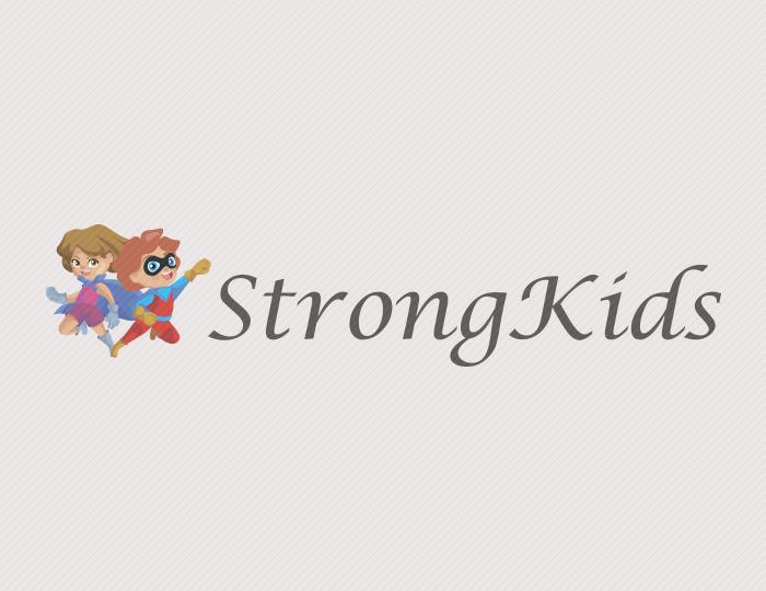 Логотип для Детского Интернет Магазина StrongKids фото f_0635c87b93414c54.jpg