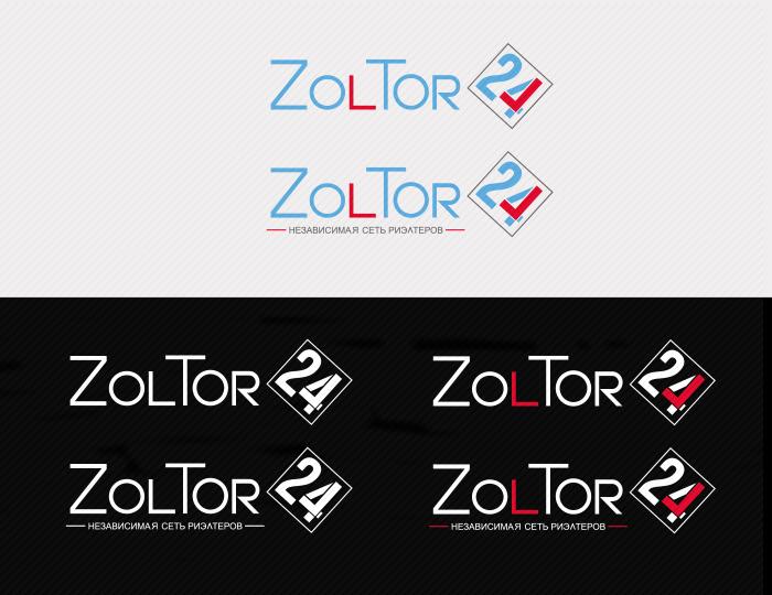 Логотип и фирменный стиль ZolTor24 фото f_6845c965a4187a3c.jpg