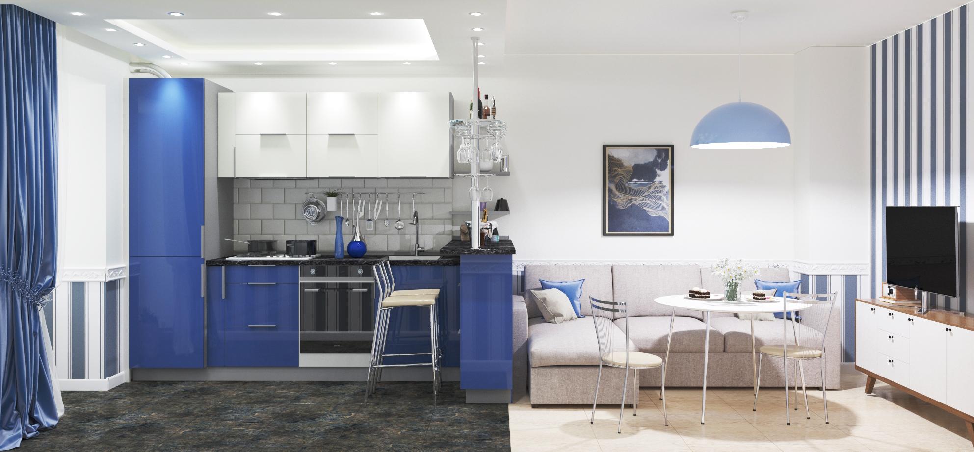 Разработать дизайн однокомнатной квартиры 39 кв.м. фото f_5785937a9a738ab2.jpg