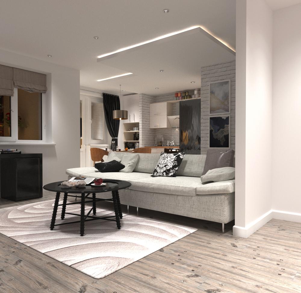 Разработать дизайн однокомнатной квартиры 39 кв.м. фото f_7715937aa3a18c72.jpg