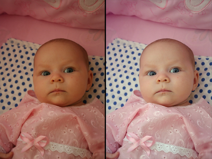 Моя племянница - 2 месяца.