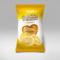Слойка с лимоном