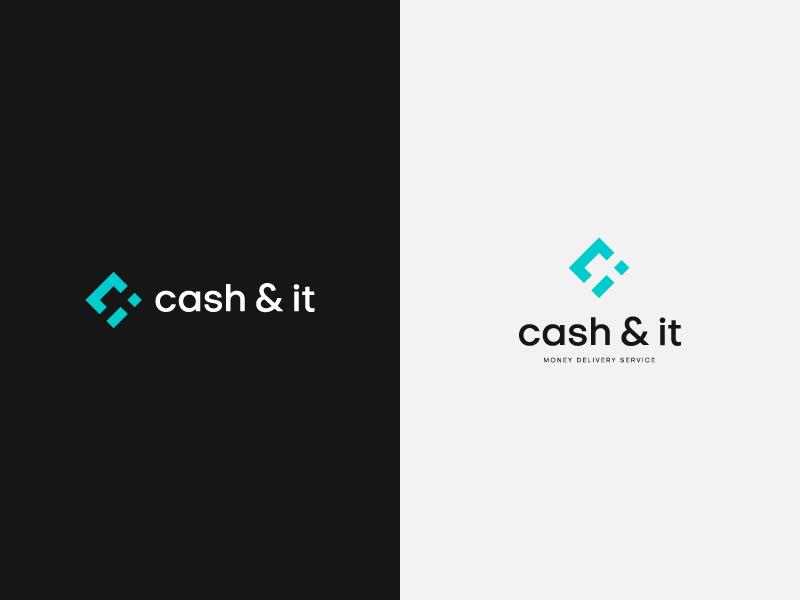 Логотип для Cash & IT - сервис доставки денег фото f_3855fda1114d4b46.jpg
