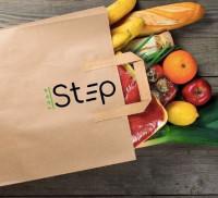 Название и домен доставки правильного питания StepFood