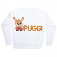 Разработка логотипа спортивных липучек PUGGI