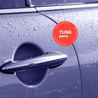 Название компании TuneParts, специализирующейся на продаже оригинальных запчастей для тюнинга Lorinser