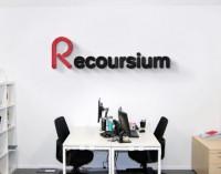 Нейминг и логотип маркетингового агентства RECOURSIUM