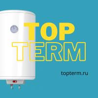 Домен для сайта производителя обогревателей topterm.ru