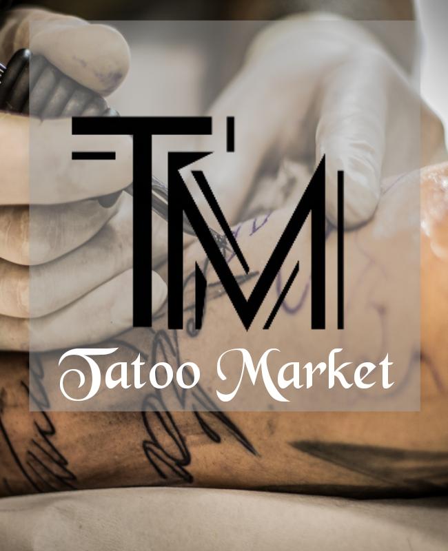 Редизайн логотипа магазина тату оборудования TattooMarket.ru фото f_5625c38b8958805b.png