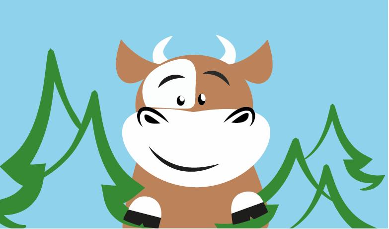 Создать рисунки быков, символа 2021 года, для реализации в м фото f_2725eff5247080ad.png