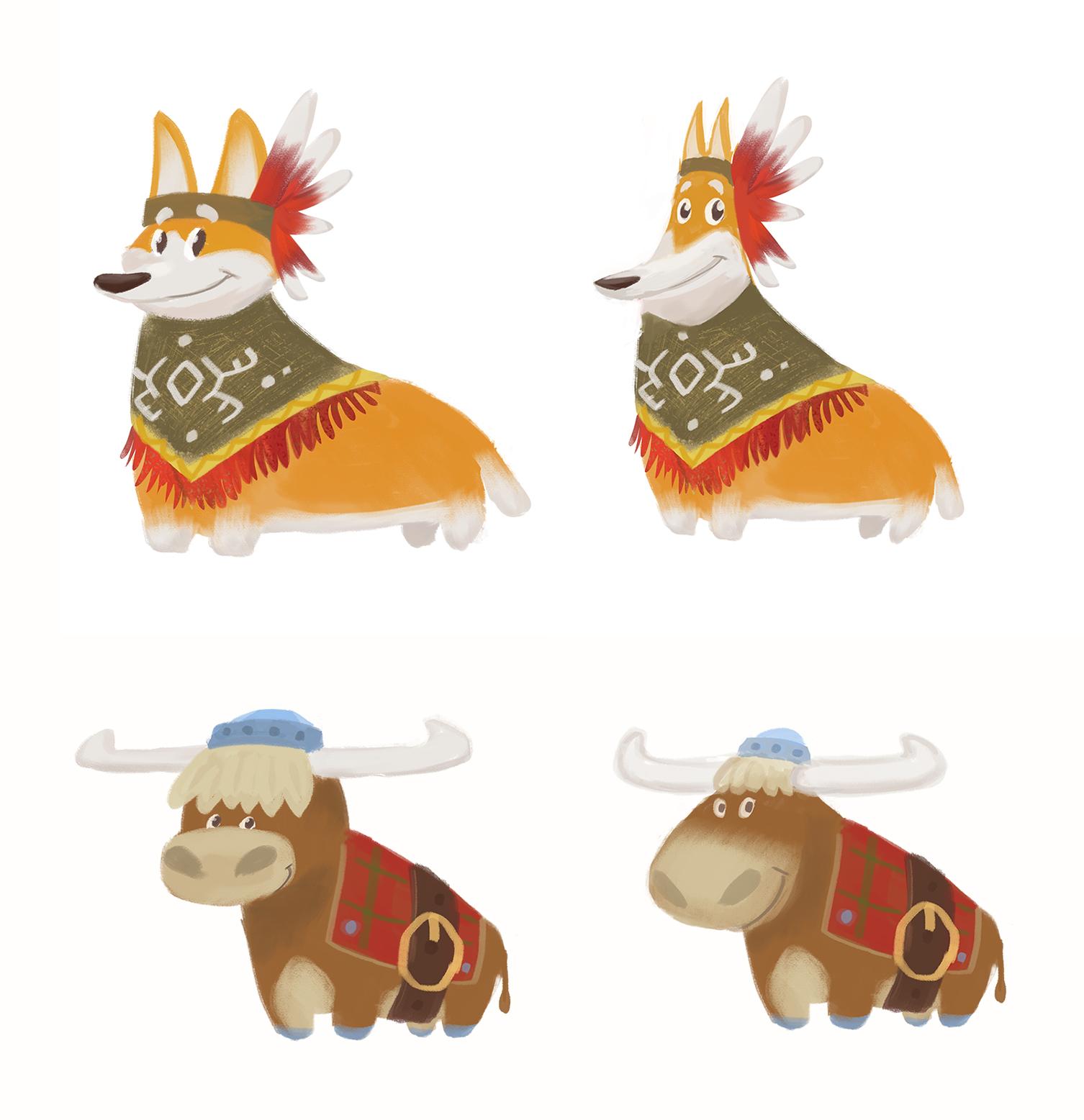 Дизайн 5 мягких игрушек фото f_0575cb5e54551838.jpg