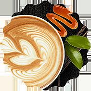 "баннер ""Hard-Rock Coffee"""